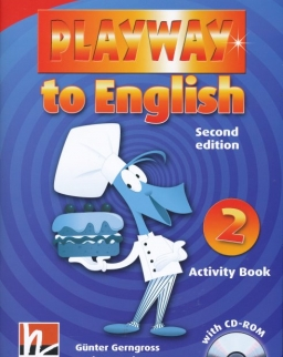 Playway to English - 2nd Edition - 2 Activity Book with CD-ROM