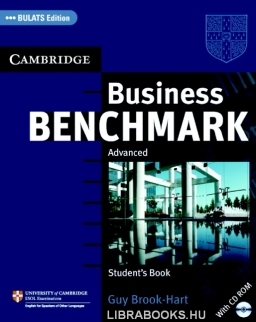 Business Benchmark Advanced - BULATS Edition Student's Book with CD-ROM