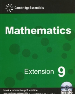 Cambridge Essentials Mathematics Extension 9 Pupil's Book with CD-ROM