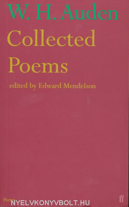 W. H. Auden: Collected Poems