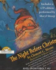 The Night Before Christmas with Audio CD (Meryl Streep)