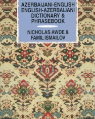 Azerbaijani-English/English-Azerbaijani Dictionary and Phrasebook