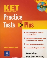 KET Practice Tests Plus Students Book with Audio CDs