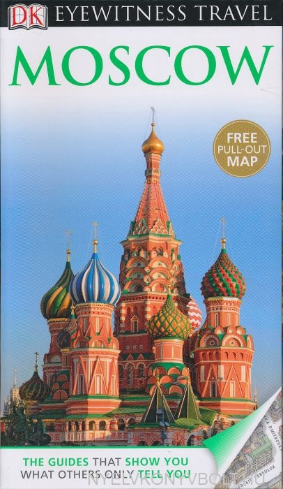DK Eyewitness Travel Guide - Moscow