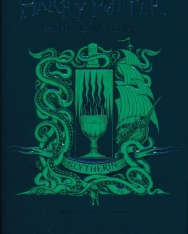 J.K. Rowling: Harry Potter and the Goblet of Fire – Slytherin Edition