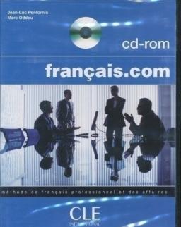 Francais.com Intermédiaire/Avancé CD-Rom (PC/Mac)