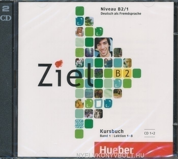 Ziel B2 Kursbuch Audio CD Band 1 Lektion 1-8
