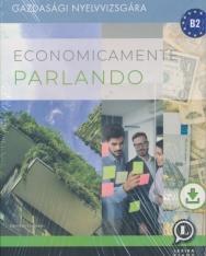 Economicamente Parlando - Felkészítő könyv a középfokú olasz gazdasági nyelvvizsgára - Letölthető hanganyaggal (LX-0231-1)