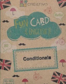 Fun Card English: Conditionals