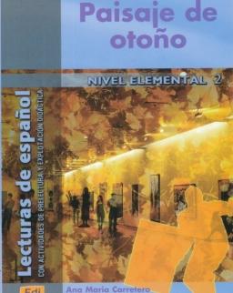Paisaje de otono - Lecturas de espanol Nivel elemental 2