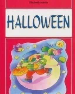 Halloween avec CD Audio - La Spiga Lectures en Herbe Grand Débutant Niveau 0