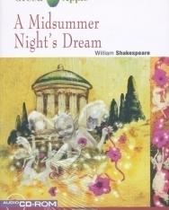 A Midsummer Night's Dream with Audio CD/CD-ROM - Black Cat Green Apple Step 1