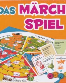 ELI Language Games: Das Märchen Spiel - Deutsch spielend lernen (Társasjáték)