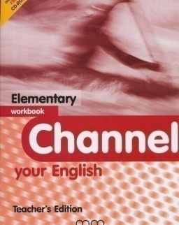 Channel Your English Elementary Workbook Teacher's Edition with CD/CD-ROM