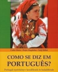 Como se diz em portugues? - Portugál nyelvkönyv kezdőknek és haladóknak