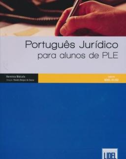 Portugues Jurídico para alunos de PLE