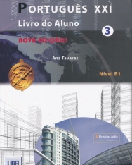 Portugués XXI 3 Livro do Aluno + Caderno de Exercícios Pack Nova Edicao + ficheiros áudio