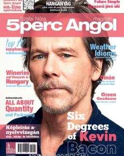 5 Perc Angol Magazin 2021 Szeptember