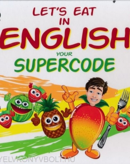 Let's Eat in English Your Supercode Language Game