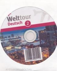 Welttour Deutsch 2 Cd