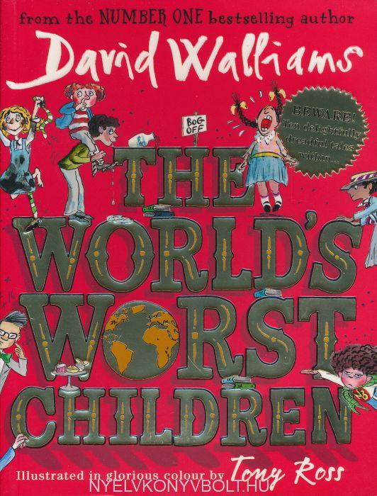 David Walliams: The World's Worst Children