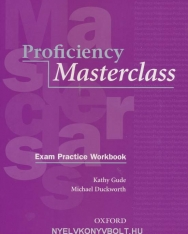Proficiency Masterclass Exam Practice Workbook with Cassette