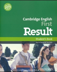 Cambridge English First Result Student's Book