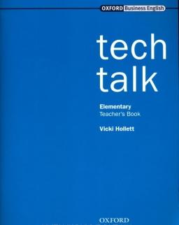 Tech Talk Elementary Teacher's Book