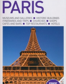 DK Eyewitness Travel Top 10 - Paris