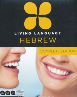 Living Language - Hebrew Complete Edition - 3 Books & 9 Audio CDs