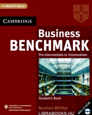 Business Benchmark Pre-Intermediate to Intermediate - BULATS Edition Student's Book with CD-ROM