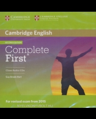 Complete First for Schools Class Audio CD
