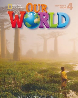 Our World 4 Student's Book with Student's CD-ROM