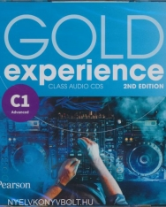 Gold Experience 2nd Edition Level C1 Audio CDs