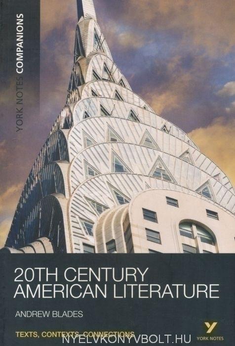Andrew Blades: 20th Century American Literature