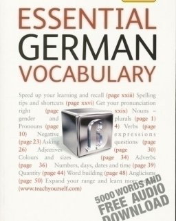 Teach Yourself - Essential German Vocabulary