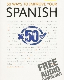 Teach Yourself - 50 Ways to Improve your Spanish