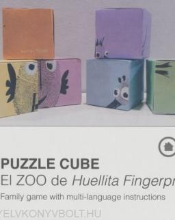 El ZOO de Huellita Fingerprint Puzzle Cube