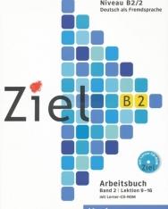 Ziel B2 Arbeitsbuch Band 2 Lektion 9-16 mit CD-ROM