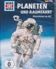 Was ist was: Planeten und Raumfahrt DVD