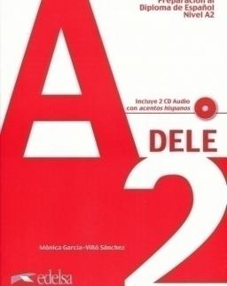 Preparación al Diploma de Espanol Nivel  A2- DELE A2 - Incluye CD Audio (2)