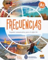 Frecuencias A2 - Libro del estudiante - Espanol communicativo para el siglo XXI