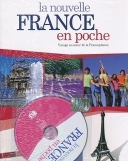 La Nouvelle France en Poche - Voyage au coeur de la Francophonie + CD Audio