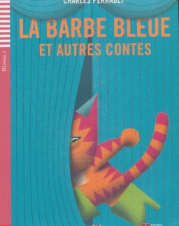 La Barbe Bleue et autres contes -  Lectures Eli Juniors Niveau 1