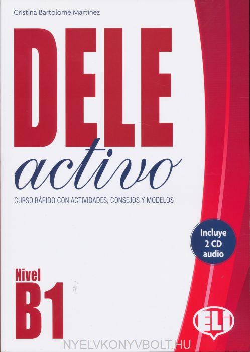 DELE Activo B1 + CD Audio (2)