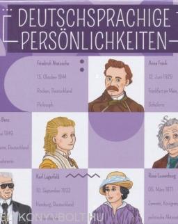 ELI Language Games: Deutschsprachige Persönlichkeiten - Deutsch spielend lernen (Társasjáték)