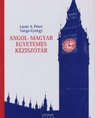 Angol-Magyar Egyetemes Kéziszótár