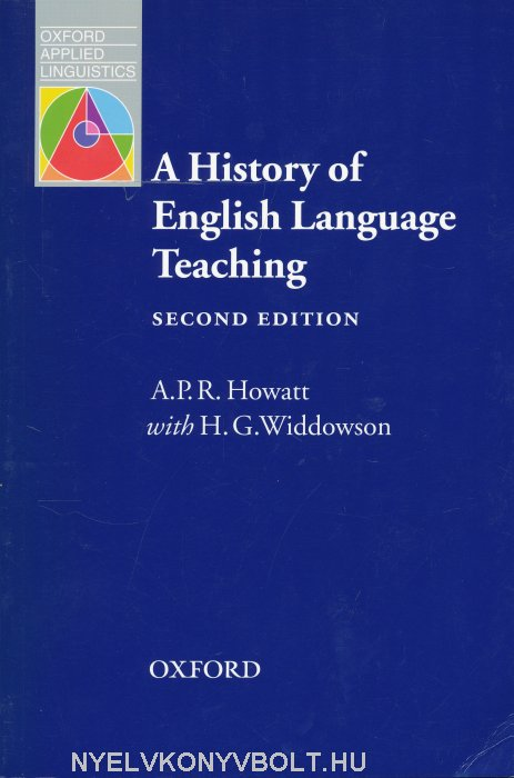 A History of English Language Teaching
