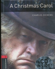 A Christmas Carol with Audio CD - Oxford Bookworms Library Level 3