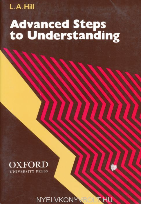 Advanced Steps to Understanding